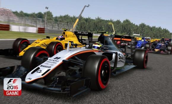 F1 2016 Ekran Görüntüleri - 1