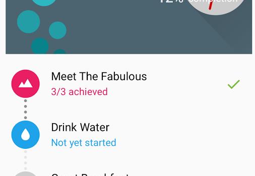 Fabulous - Motivate Me! Ekran Görüntüleri - 1