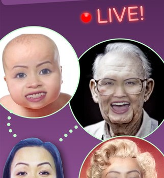 Face Swap Live Ekran Görüntüleri - 3