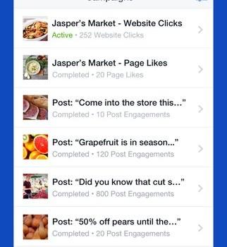 Facebook Ads Manager Ekran Görüntüleri - 3