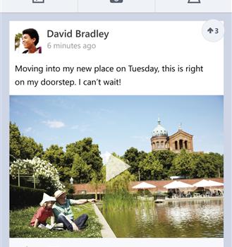 Facebook Beta Ekran Görüntüleri - 2