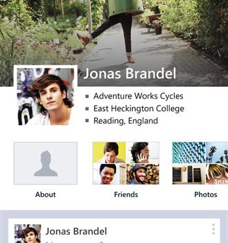 Facebook Beta Ekran Görüntüleri - 1