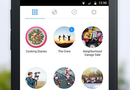 Facebook Groups Ekran Görüntüleri - 1