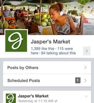 Facebook Sayfa Yöneticisi Ekran Görüntüleri - 3