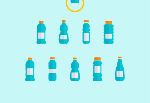 Falling Bottle Challenge Ekran Görüntüleri - 4