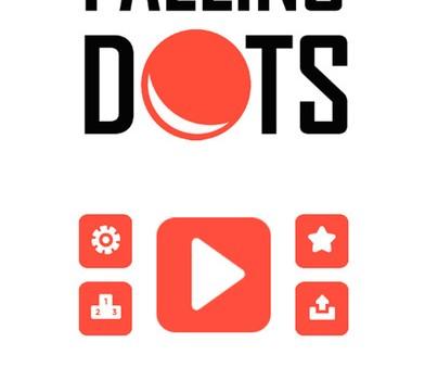 Falling Dots Arcade Ekran Görüntüleri - 1