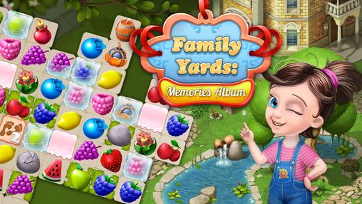 Family Yards: Memories Album Ekran Görüntüleri - 2