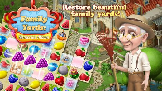Family Yards: Memories Album Ekran Görüntüleri - 1