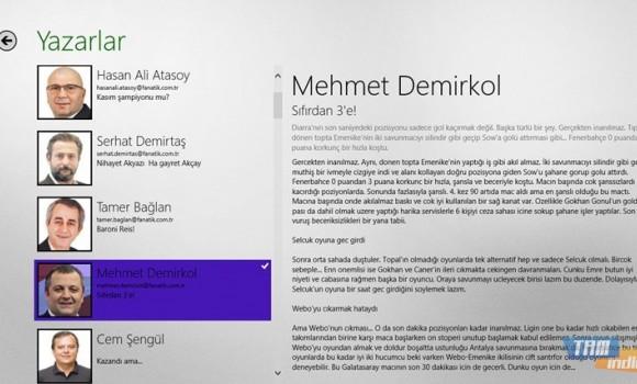 Fanatik Windows Metro Ekran Görüntüleri - 1