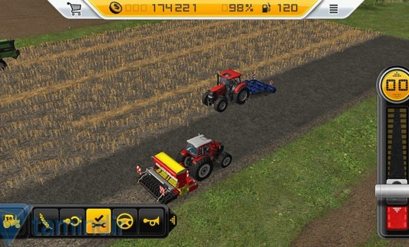 Farming Simulator 14 Ekran Görüntüleri - 2