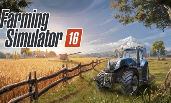 Farming Simulator 16 Ekran Görüntüleri - 6