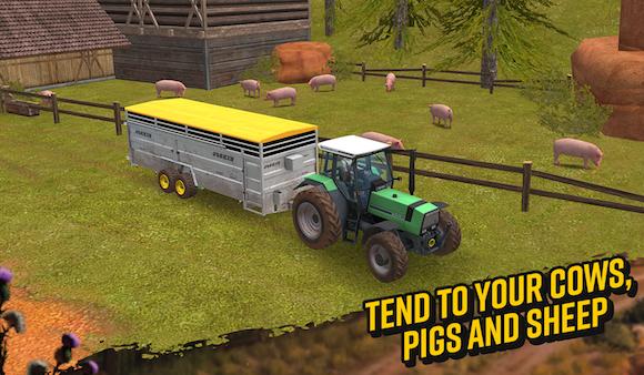 Farming Simulator 18 Ekran Görüntüleri - 2