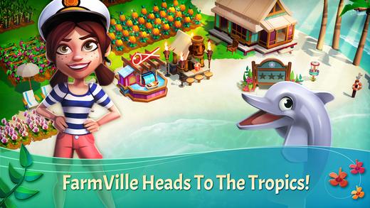 FarmVille: Tropic Escape Ekran Görüntüleri - 5