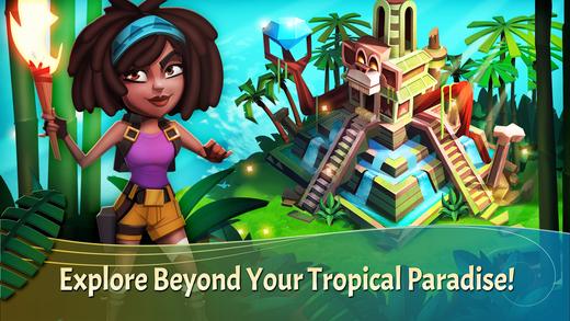 FarmVille: Tropic Escape Ekran Görüntüleri - 4