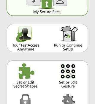 FastAccess Ekran Görüntüleri - 1