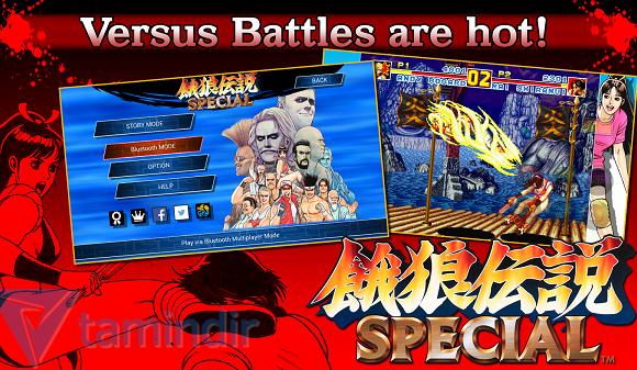 Fatal Fury Ekran Görüntüleri - 2