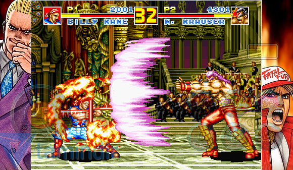 Fatal Fury Ekran Görüntüleri - 1