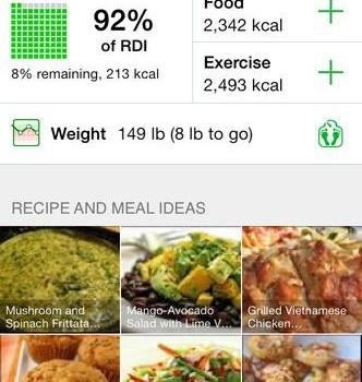 FatSecret Kalori Sayacı Ekran Görüntüleri - 3