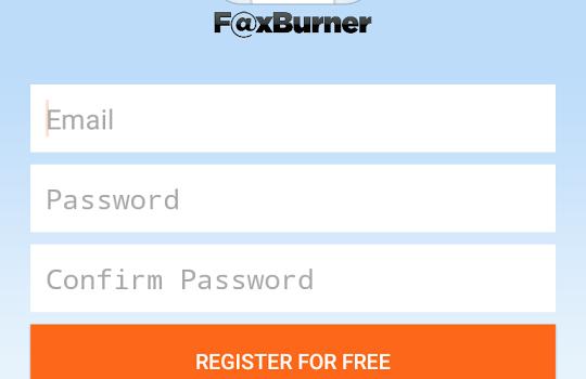 Fax Burner Ekran Görüntüleri - 2