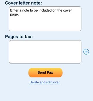 Fax Burner Ekran Görüntüleri - 3
