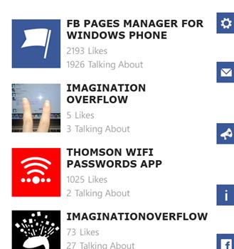 FB Pages Manager Lite Ekran Görüntüleri - 3