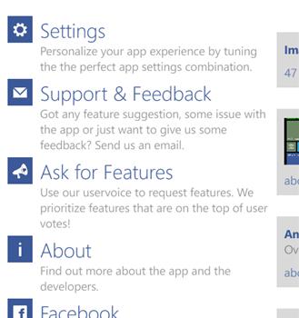 FB Pages Manager Lite Ekran Görüntüleri - 2