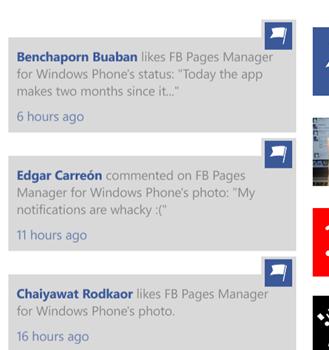 FB Pages Manager Lite Ekran Görüntüleri - 1