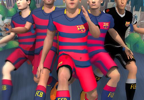 FC Barcelona Ultimate Rush Ekran Görüntüleri - 4