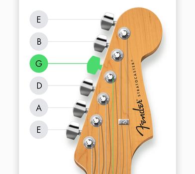 Fender Tune Ekran Görüntüleri - 3