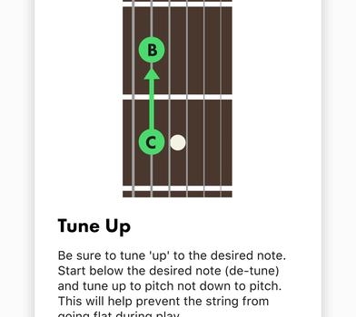 Fender Tune Ekran Görüntüleri - 2