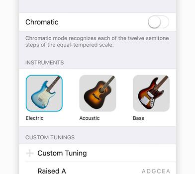 Fender Tune Ekran Görüntüleri - 1