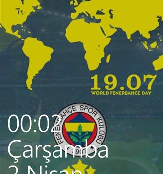 Fenerbahçe Kilit Ekranı Ekran Görüntüleri - 1