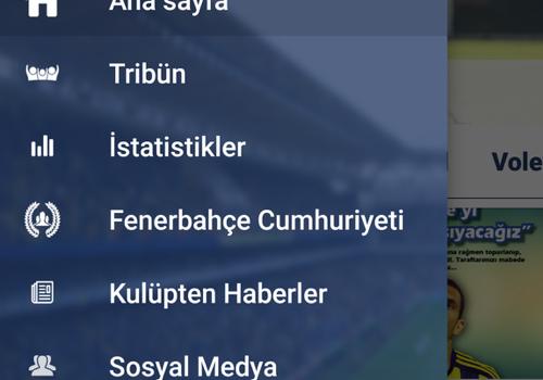 Fenerbahçe SK Ekran Görüntüleri - 4