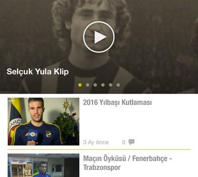 Fenerbahçe SK Ekran Görüntüleri - 2