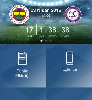 Fenerbahçe Ülker Stadyumu Ekran Görüntüleri - 4