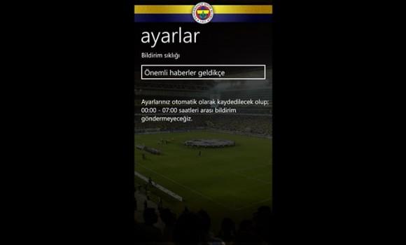Fenerbahçe Ekran Görüntüleri - 1