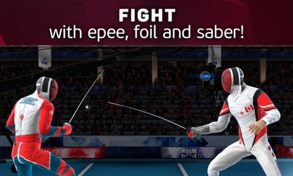 FIE Swordplay Ekran Görüntüleri - 3