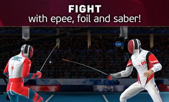 FIE Swordplay Ekran Görüntüleri - 4