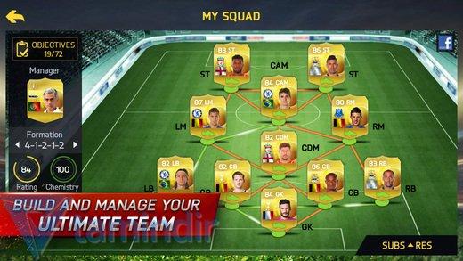 FIFA 15 Ultimate Team Ekran Görüntüleri - 2
