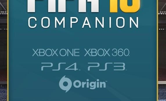 FIFA 16 Companion Ekran Görüntüleri - 5