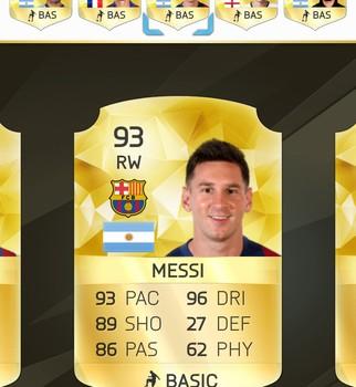FIFA 16 Companion Ekran Görüntüleri - 4