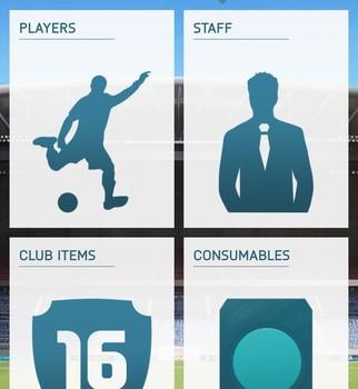 FIFA 16 Companion Ekran Görüntüleri - 1