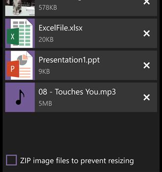 File Attacher Ekran Görüntüleri - 2