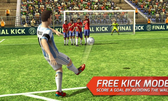 Final Kick VR Ekran Görüntüleri - 1