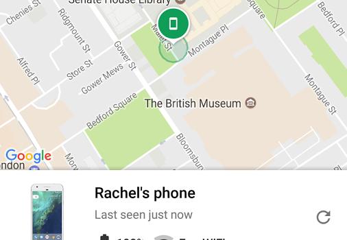 Find My Device Ekran Görüntüleri - 4