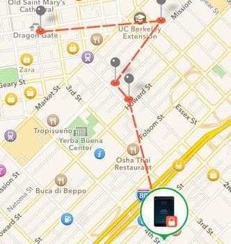 Find My iPhone Ekran Görüntüleri - 4