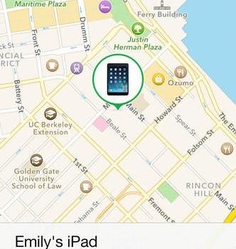 Find My iPhone Ekran Görüntüleri - 2