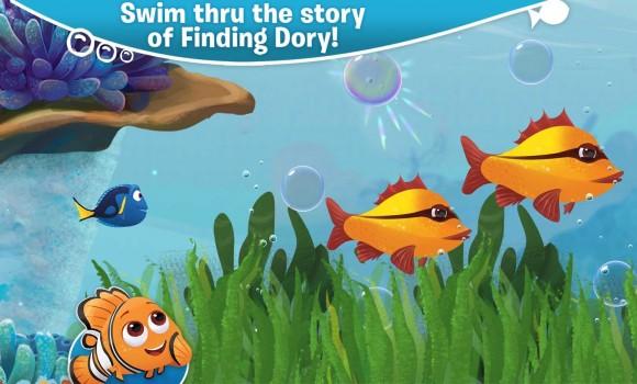 Finding Dory: Just Keep Swimming Ekran Görüntüleri - 2