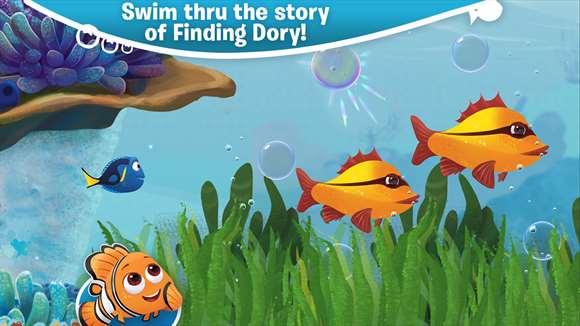Finding Dory: Just Keep Swimming Ekran Görüntüleri - 4