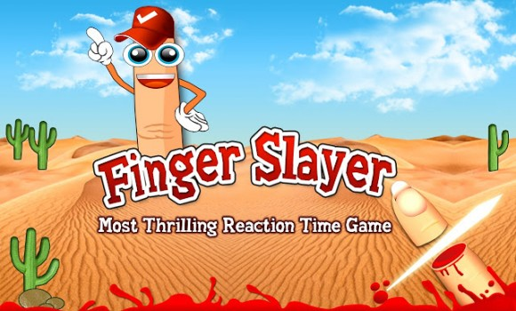 Finger Slayer Ekran Görüntüleri - 4